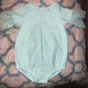 Little girl blouse